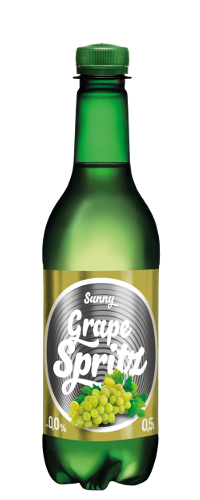 Sunny Radler Grape 0,5L