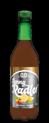 Sunny Radler Caramel Lemon 0,5L