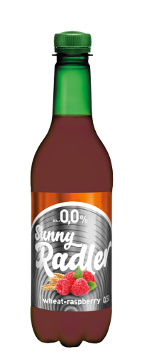 Sunny Radler Wheat Raspberry 0,5L