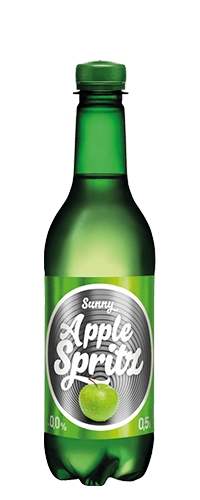 Sunny Apple Spritz 0,5L